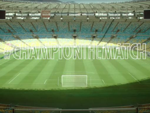 Heineken / #ChampionTheMatch