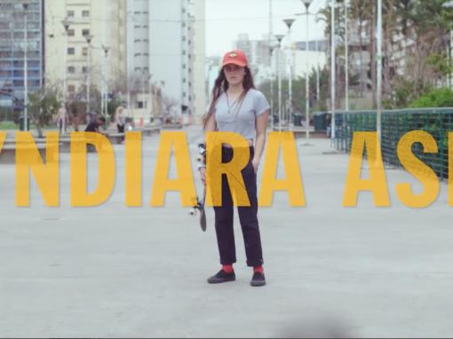 Vans Vanguards / Yndiara Asp
